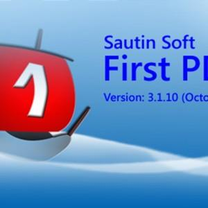 интерфейс First PDF