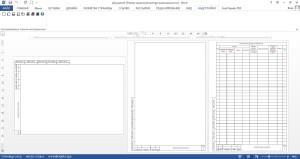 Примеры штампов по ГОСТу из заблонов