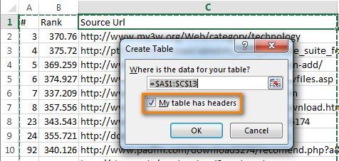 Вставляем данные сразу во все ячейки в Excel