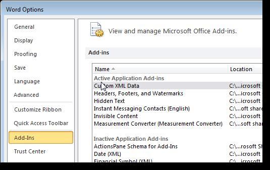 Ускоряем Microsoft Word