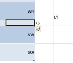 Пример вставки строки в таблицу Excel