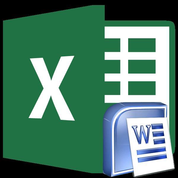 Перенос таблицы Microsoft Excel в Word