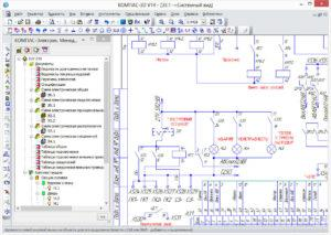 Как нарисовать электрическую схему на компьютере - обзор программ