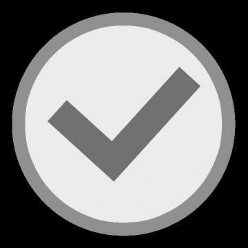 Галочка линейный значок изображение_Фото номер 400278499_PNG ...   360x360