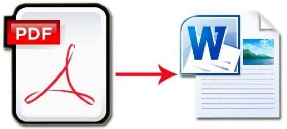 Как конвертировать PDF в Word чтобы можно было редактировать