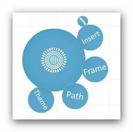 Элементы управления или «Пузырьковое меню»