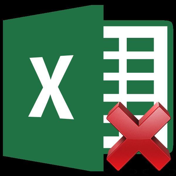 Удаление формул в Microsoft Excel