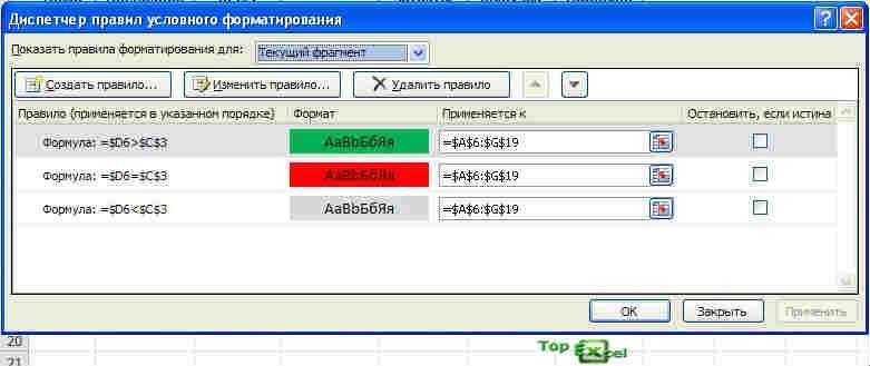 Podsvetka dat 10 Как подсветить сроки и даты в ячейках в Excel?