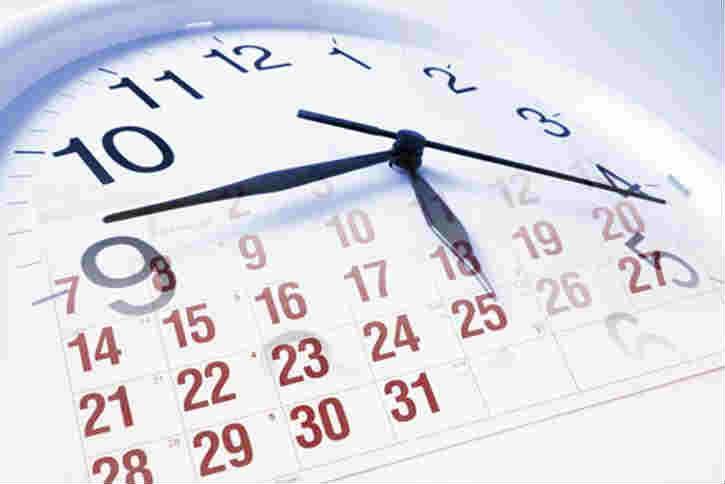Podsvetka dat 1 Как подсветить сроки и даты в ячейках в Excel?