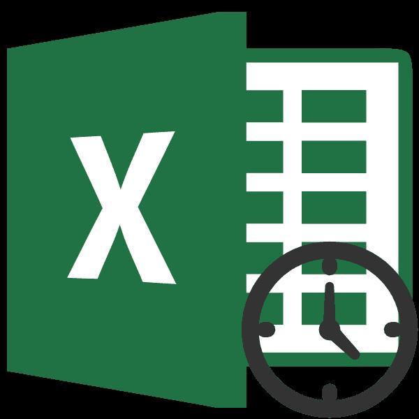 Сложение времени в Microsoft Excel