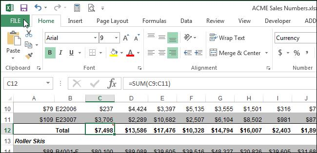 Скрываем примечания в Excel
