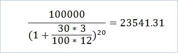 Калькулятор сложных процентов с реинвестированием