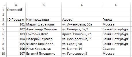 92-1-база данных excel