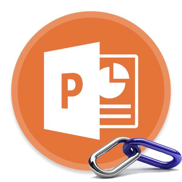 Как изменить цвет гиперссылки в PowerPoint