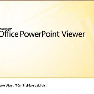 Окно Power Point