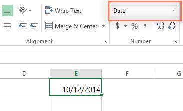 Числовые форматы в Excel