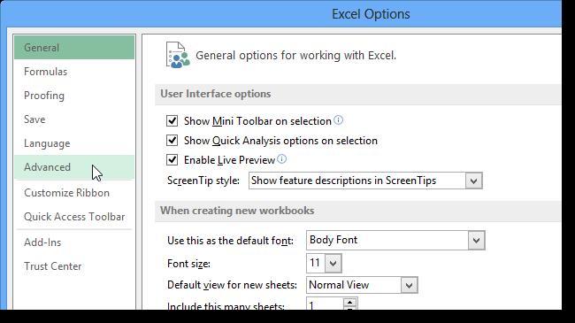 Многопоточные вычисления в Excel