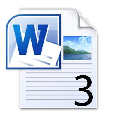 Как пронумеровать страницы в Ворде 2010 начиная с 3