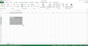 Копируем таблицу в Excel