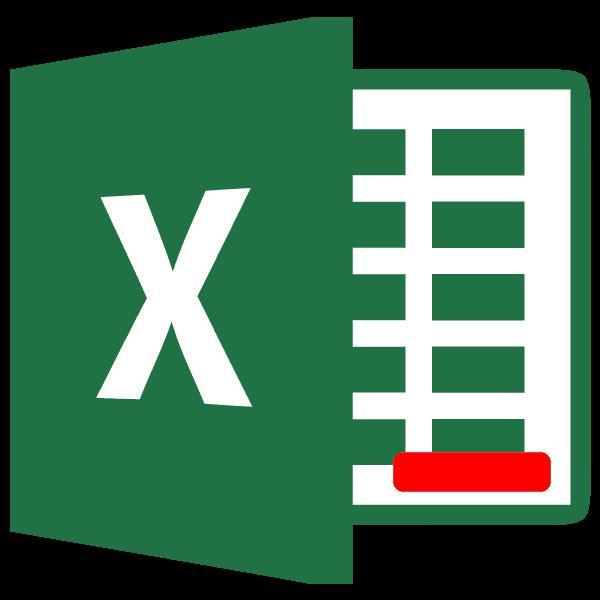 Вычитание в Microsoft Excel