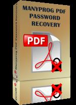 Manyprog PDF Password Recovery