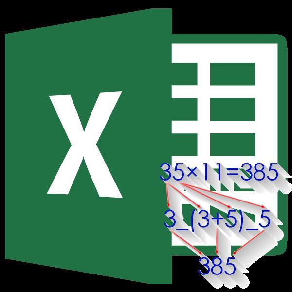 Формулы в Microsoft Excel