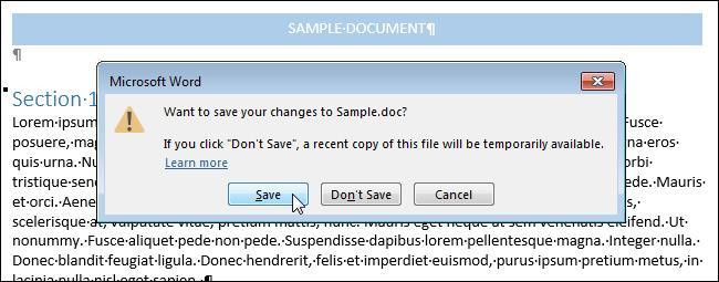 Преобразуем doc в docx в Word 2013
