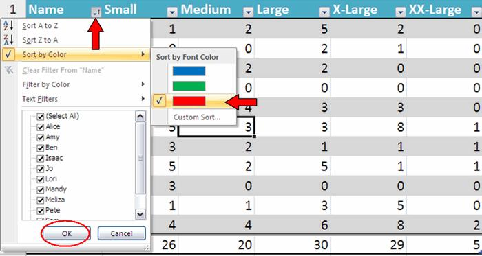 Excel - таблица или диапазон