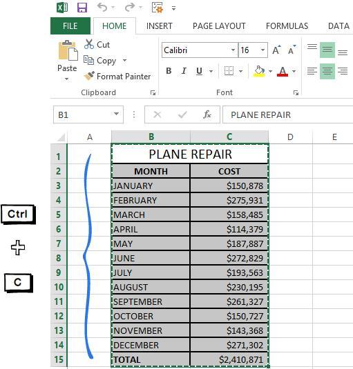 Изменить регистр в Excel