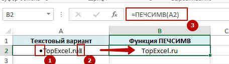 Tekstovie function part3 4 Текстовые функции в Excel. Часть №3