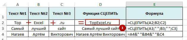 Tekstovie function part3 8 Текстовые функции в Excel. Часть №3