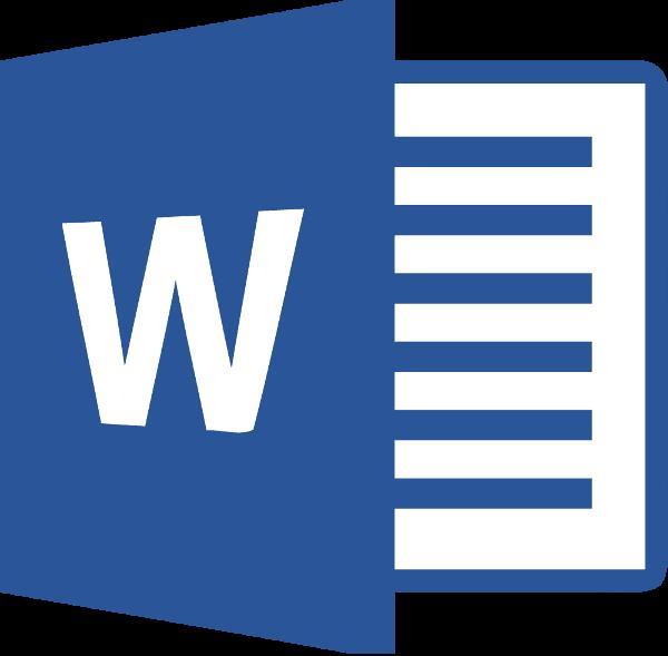 Microsoft Word логотип