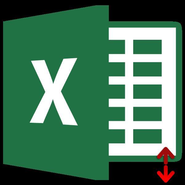 Перемена местами строк в Microsoft Excel
