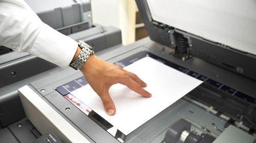Инструкция как отсканировать документ на компьютере с принтера